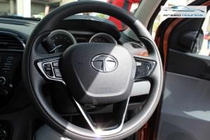 Tata Tigor Steering Wheel