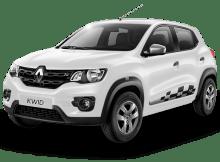 Top 5 India's best-selling cars in 2017 - Renault Kwid