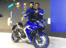 Auto Expo 2018: Yamaha YZF R3 Launched
