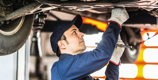 How to deal with Mechanical Repairs?