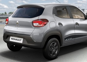 2018 Renault Kwid Feature Loaded Range