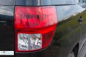 Mahindra TUV300 Plus Review Tail Lamps