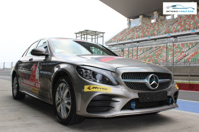 JK Tyre powered Mercedes 24 hour Performance Drive