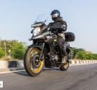 Suzuki Versys 650 XT ABS