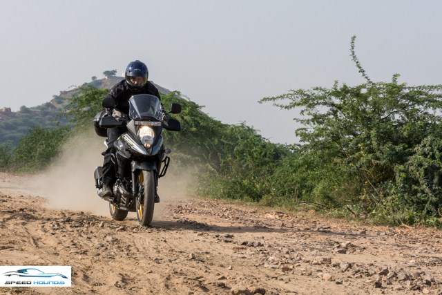 Suzuki Versys 650 XT ABS review