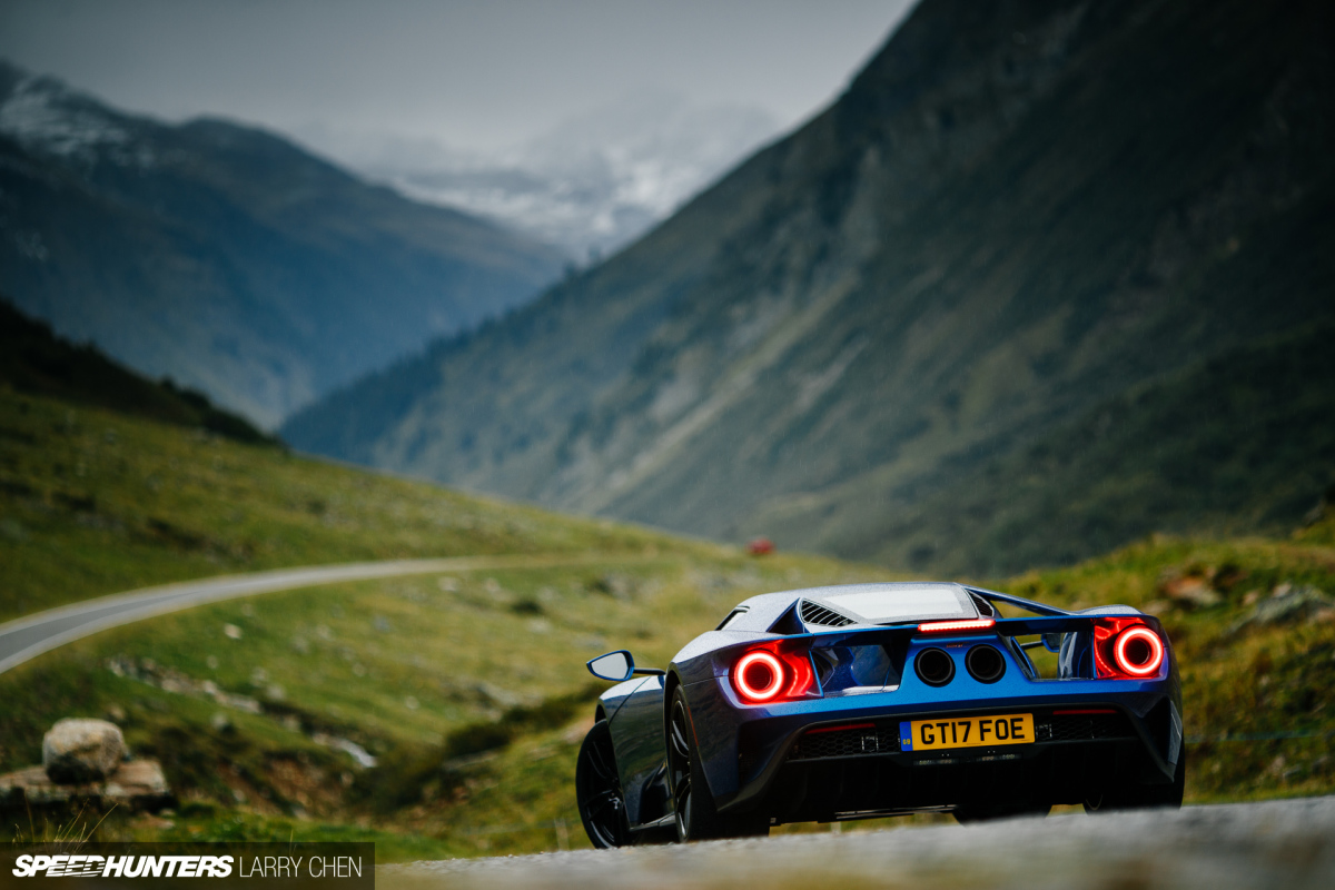 Is This Real Life? Shooting The Ford GT InAustria