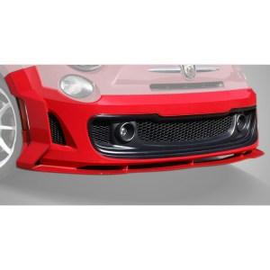 500|SPEEDLAB Fiat 500 Air Dam Abarth Front Bumper Cover Spoiler Fade