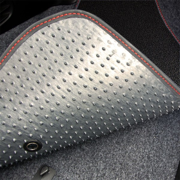 FIAT 500 Floor Mats by 500|SPEEDLAB Underside Nubs