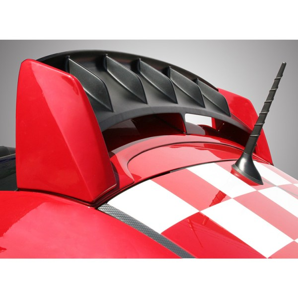 FIAT 500 Spoiler :: Fits Abarth and Turbo :: Hero :: 500|SPEEDLAB