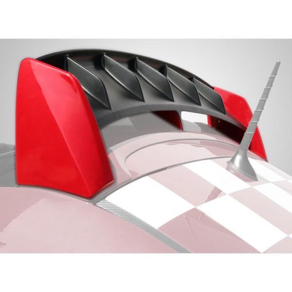 FIAT 500 Spoiler :: Fits Abarth and Turbo :: Hero Fade :: 500|SPEEDLAB