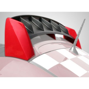 FIAT 500 Spoiler :: Fits Abarth and Turbo :: Hero Fade :: 500|SPEEDLAB