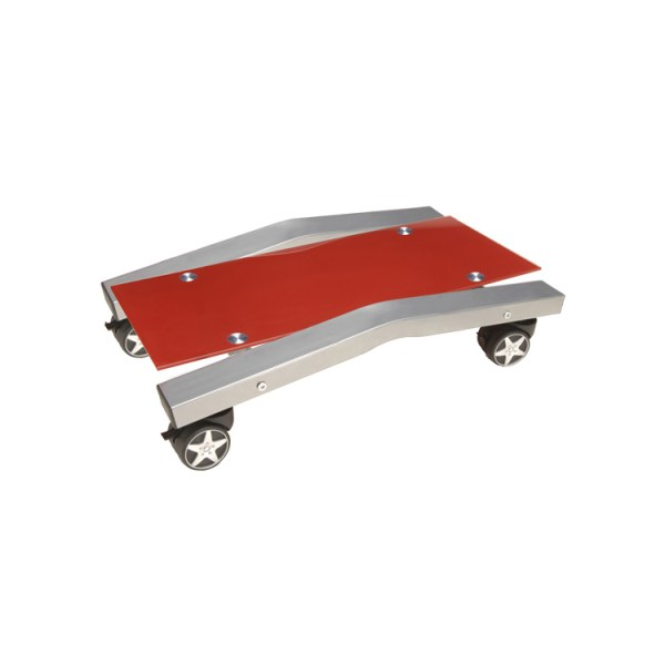 500|SPEEDLAB PitStop Furniture Computer Stand Red CPU700R