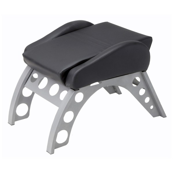 500|SPEEDLAB PitStop GT Receiver Foot Rest Black FR3000B