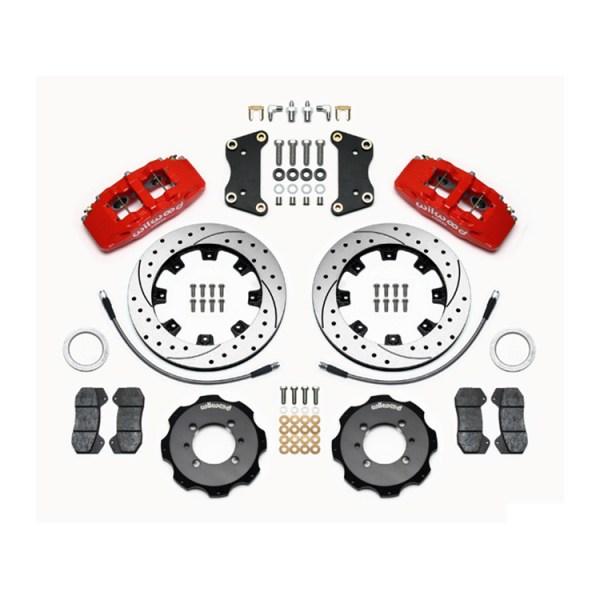 500|SPEEDLAB Wilwood Brakes 140-12767-R Front Kit