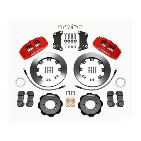 500|SPEEDLAB Wilwood Brakes 140-12767-R Front Kit