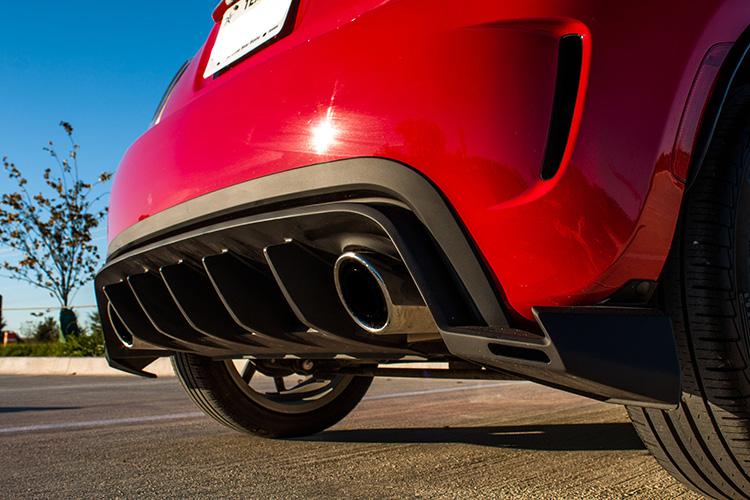 FIAT 500 Body Kits by 500|SPEEDLAB-Installation-Abarth-DC-Rear-Diffuser_02