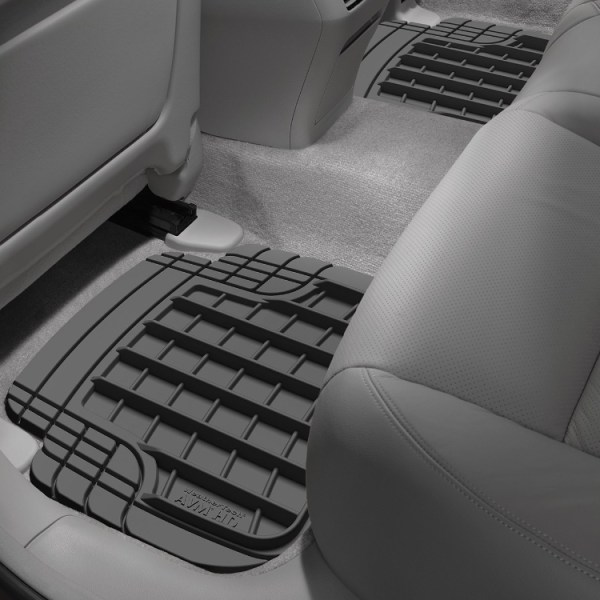 500|SPEEDLAB Weathertech Floorliners for FIAT 500X Rear
