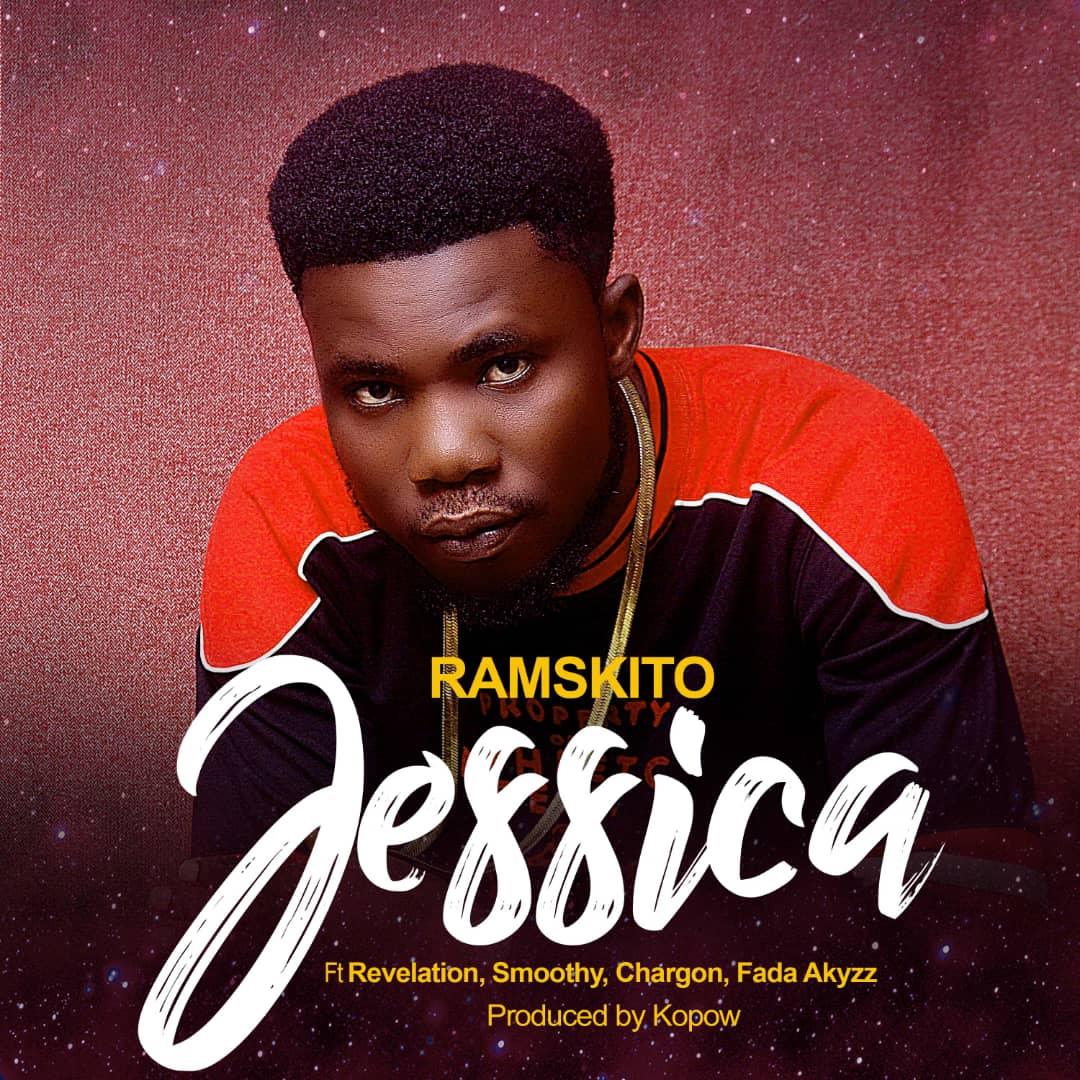 Ramskito - JESSICA ft Revlaytion x Smoothy x Chargon x Fada Akyzz (prod. by Kopow)