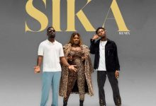 Sista Afia - SIKA (Remix) ft Sarkodie x Kweku Flickspeedmusicgh