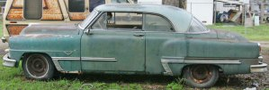1953 DeSoto Firedome Project Car