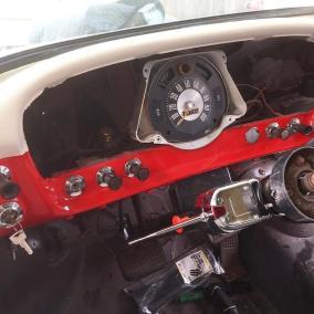 Ford Unibody Gauge Panel