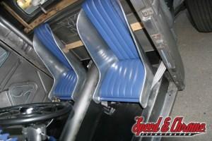 1934 Ford Truck custom seats