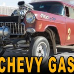 Blown '55 Chevy Feature Video