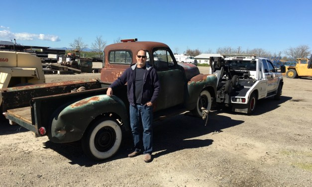 1950's Chevy Truck Rescue/Book Review