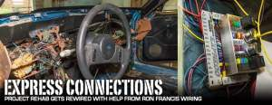 Rehab Rewired: Upgrading Fox body Wiring With Ron Francis