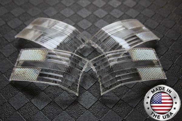 2014-2015 Silverado Projector Clear Headlight Reflectors