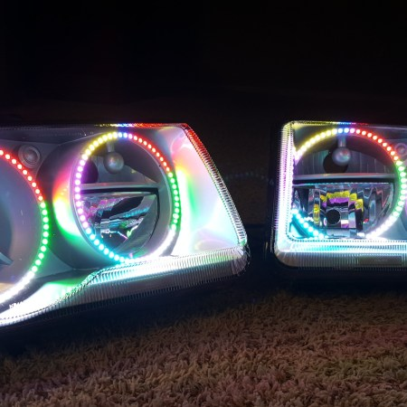 Flow Series Halos (by size)