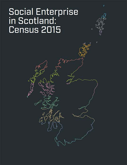 Social Enterprise in Scotland Census 2015 Cover