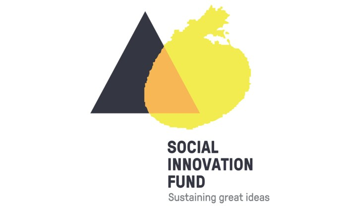 Social Innovation Fund Ireland logo