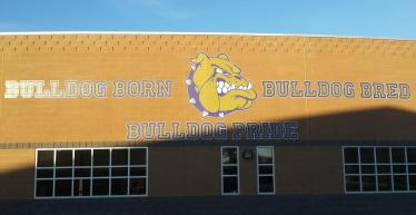SpeedPro Imaging South Jersey Wall Graphics High School