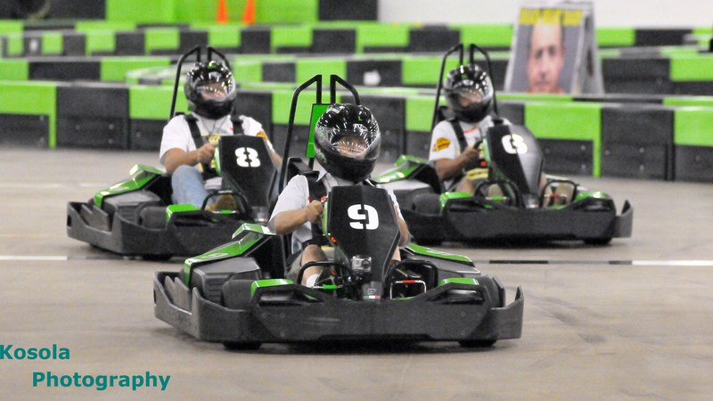 Best Private Parties On Go Kart Racing Track