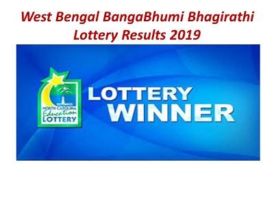 Dear BangaBhumi Bhagirathi Results 08-08-2019(Available)|₹30 lakhs