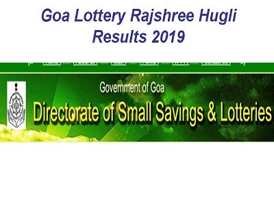 Goa Lottery Rajshree Blue Results 06 09 2019 Released|Goa