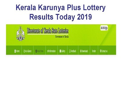 Karunya Plus KN-276 Lottery Result 01-08-2019-Available