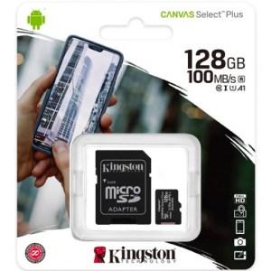 Micro SD Kingston 128GB 100MB/s