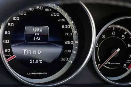 2014 Mercedes-Benz E63 AMG 4MATIC