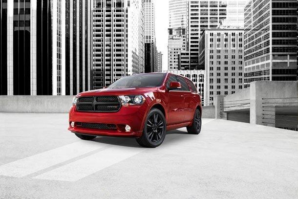 2013 Dodge Blacktop Editions