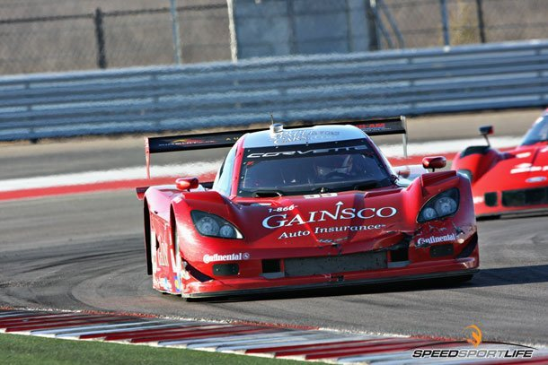 #99 GAINSCO/Bob Stallings Corvette DP at Circuit of the Americas
