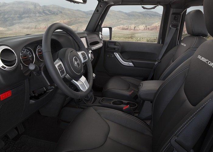 2015 Jeep® Wrangler Unlimited Rubicon
