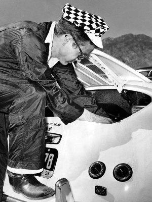 Where Is James Dean's Porsche 356 Speedster Now?