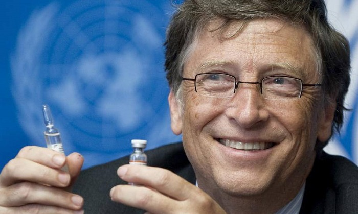 "Bill Gates Banned Video: ""We're Injecting GMO's Into Little Kids Arms"""