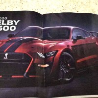 The 2020 Ford Mustang Shelby GT500 will not have a manual