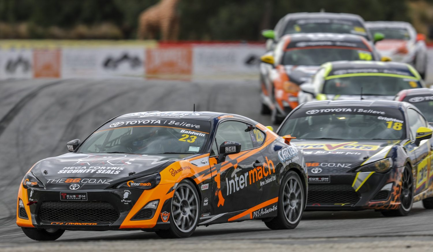 Toyota 86 Championship – the race is on