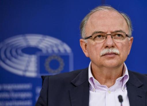 """Δ. Παπαδημούλης: """"Κακά νέα"""" και ίσως επιζήμια, η εκλογή του Ντόνοχιου στην προεδρία του Eurogroup"""