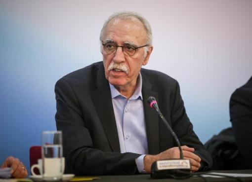 Δ.Βίτσας για ΑΟΖ με Αίγυπτο: Η συμφωνία δεν φαίνεται να αποτελεί θετικό βήμα στην εξωτερική πολιτική μας