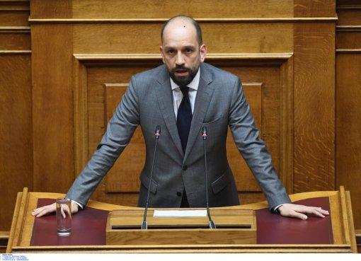 Κώστας Μπάρκας: Ερώτηση στη Βουλή για την πορεία αποκατάστασης των ζημιών στις σχολικές μονάδες του Δήμου Πάργας